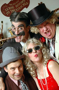 Dallas Look-A-Likes Musicians Dallas Celebrity Impersonators